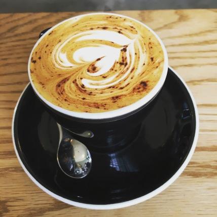 Glorious Australian coffee.